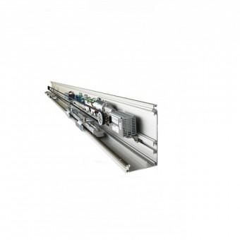 0-330 cm BAAB  Çift Kanatlı Camsız Fotoselli Kapı Mekanizması Motoru