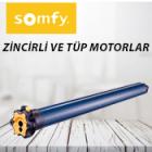 Somfy(Zincirli ve Tüp Motorlar)