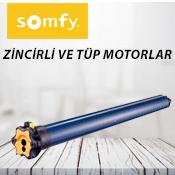 Somfy(Zincirli ve Tüp Motorlar) (5)